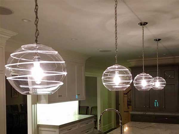 Residential Light Installation